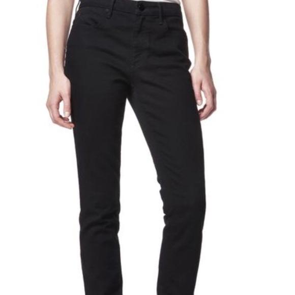 b859902d11 Alexander Wang Jeans   Nwt 001 Slim Fit Black   Poshmark